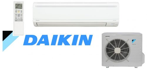 Daikin L-Series Hard Wired Controller 8M Cable BRCW901A08
