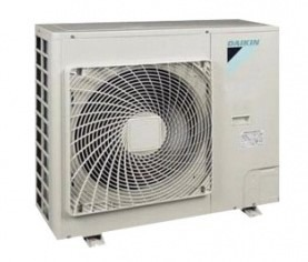 Daikin-RZQ100LV1-10kW-Single-Phase-Ducted-Outdoor-Unit