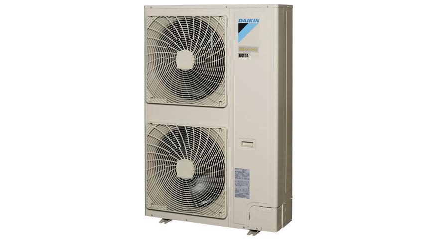 Daikin-RZQ160LV1-15.5kW-Single-Phase-Ducted-Outdoor-Unit