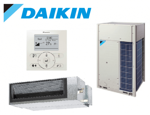 Daikin 18.0kW Reverse Cycle Premium Inverter Three Phase Ducted System FDYQ180LC-TY
