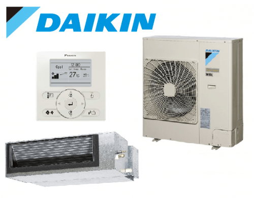 Daikin 7.1kW Reverse Cycle Premium Inverter Single Phase Ducted System FDYQ71LB-AV