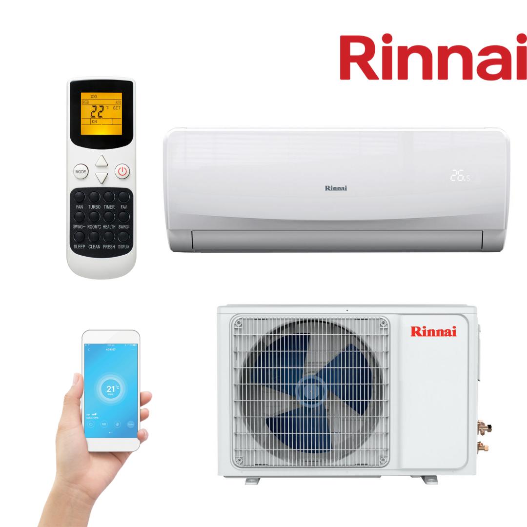 Rinnai Inverter Split System