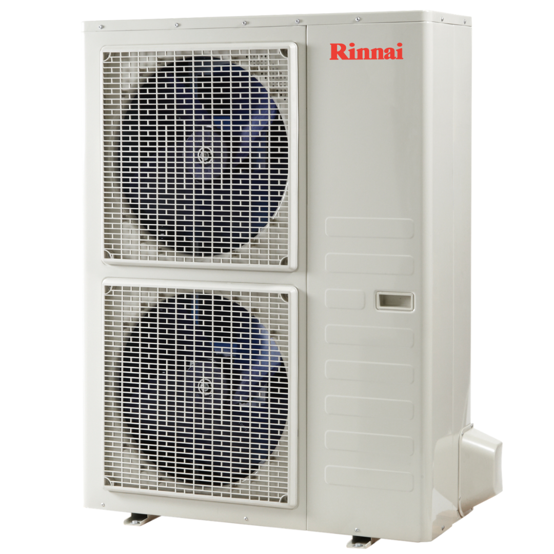 Rinnai Reverse Cycle Inverter Single Phase Ducted System - Outdoor