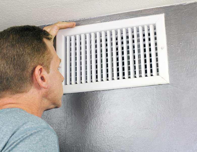 Ducted Air Conditioning Vent