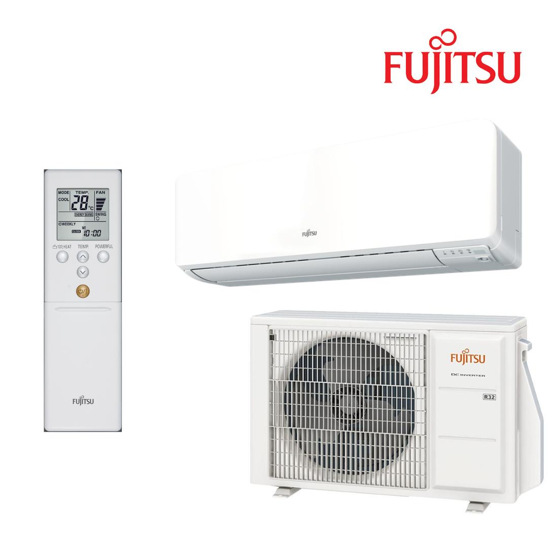 Fujitsu Inverter Split System AOTG/ASTG##KMTC