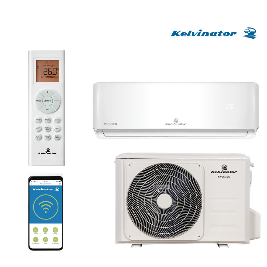 Kelvinator Inverter Split System KSDKSV HWH
