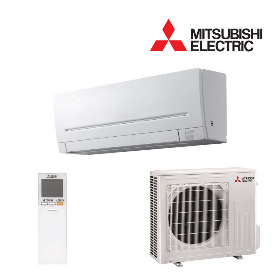 Mitsubishi Electric Split System Inverter MSZ-AP