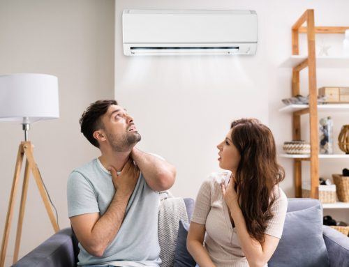 Can air conditioning make you ill?