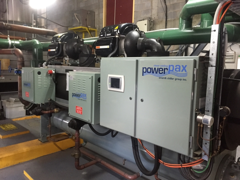 Central Air Conditioning – PowerPax Chiller